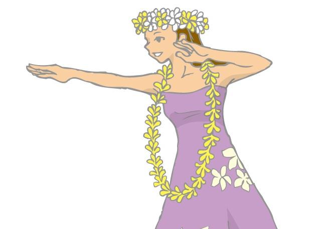 自宅でできるフラダンスが上達する練習方法