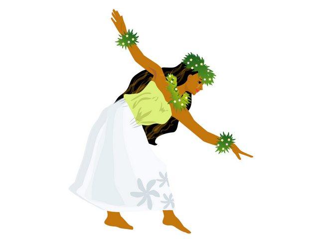 フラダンスのステップ「クイ」の踊り方