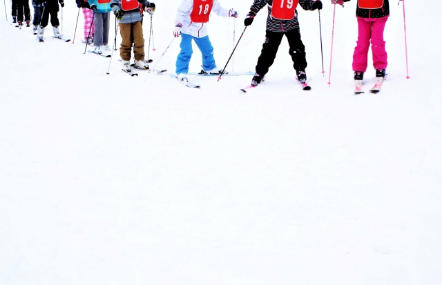 4スタンス理論 | スキーが上達する練習方法
