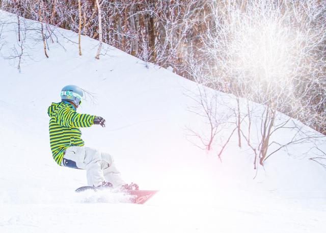 スノーボードについて | スキーが上達する練習方法