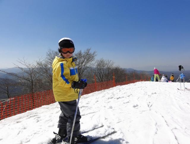 スキーのプルークボーゲンの練習【前編】〜ゆっくり下ることからスタート!〜