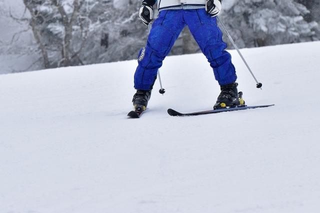 スキーのプルークボーゲンの練習【後編】〜まっすぐじゃないから面白い!曲がる基本のキ!〜