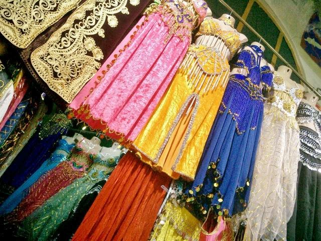 スタイルによって変わるベリーダンスの衣装