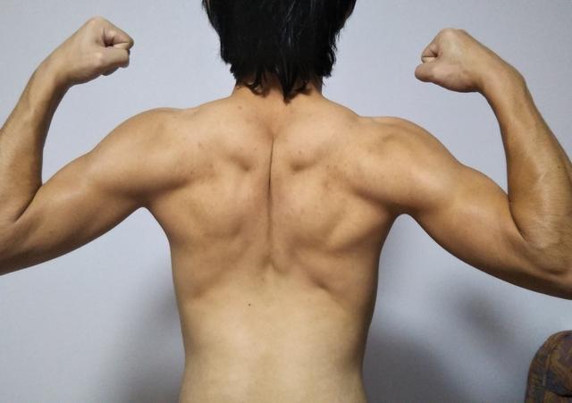 背筋を鍛える筋トレメニュー | 自宅で筋トレ
