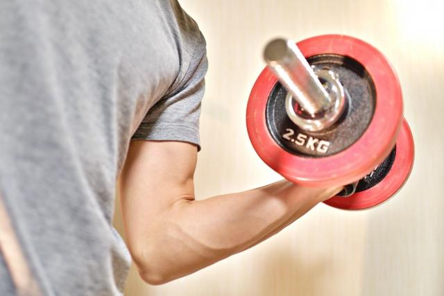 前腕を太くたくましく鍛える筋トレメニュー   自宅で筋トレ