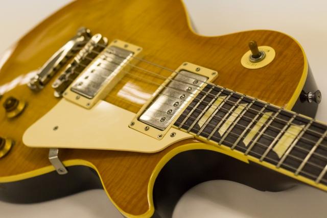 エレキギターのスライド奏法のやり方
