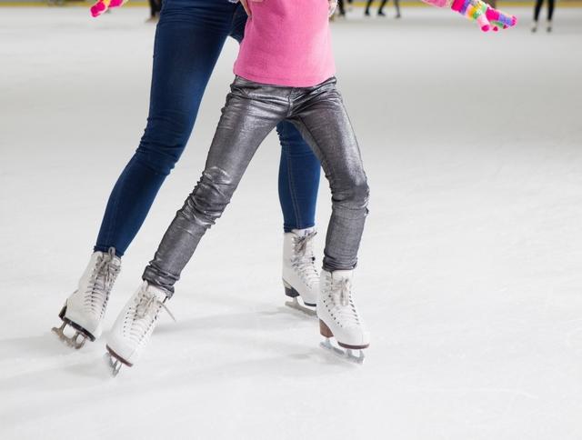 ブラケットのやり方とコツ | フィギュアスケートの基本