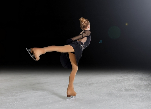 スイングロールのやり方とコツ   フィギュアスケートの基本