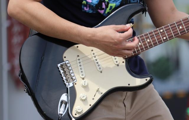エレキギターが上達する運指の練習方法