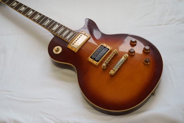 エレキギターのビブラートのやり方