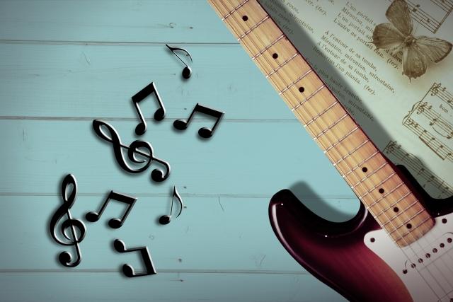 エレキギターの変拍子のリズムがとれるようになる練習方法