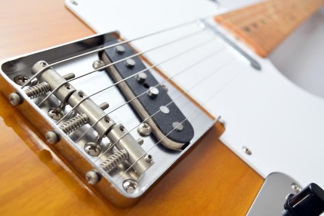 初心者でもできるエレキギターの弦交換