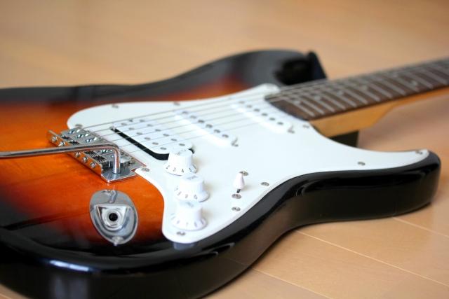 エレキギターのブラッシングのやり方
