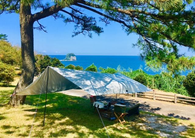 暑い日での快適に過ごすためのキャンプテクニック キャンプの基本