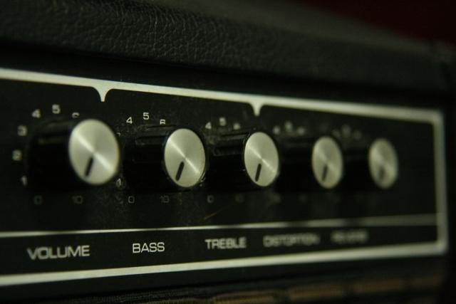 初心者向けエレキギターのアンプの選び方