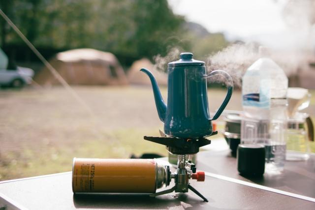 バーナーやランタンの選び方・使い方|キャンプの基本