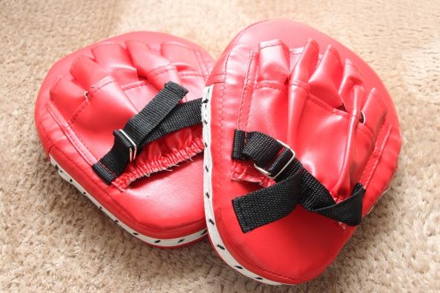 テコンドー式ミットトレーニングで蹴り技を磨こう