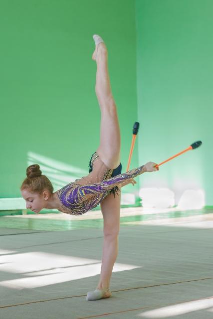 パンシェのやり方 | 新体操が上達する方法