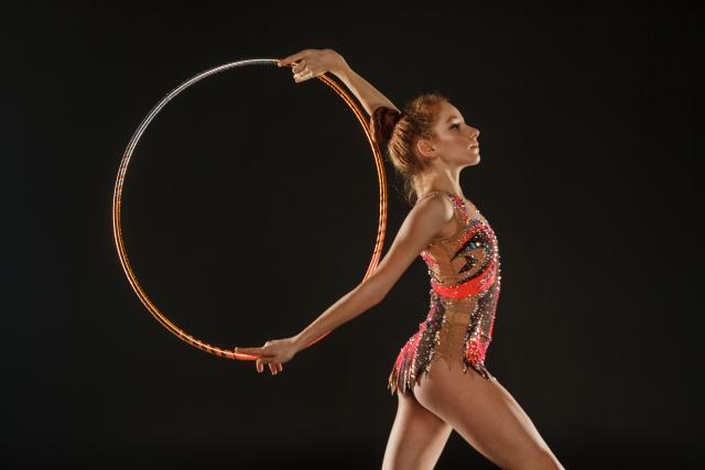 自宅でできる新体操の練習方法