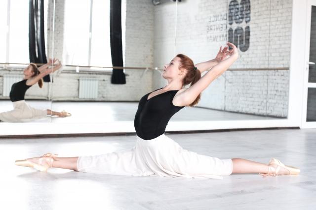 30代前半から始めるバレエの柔軟性について