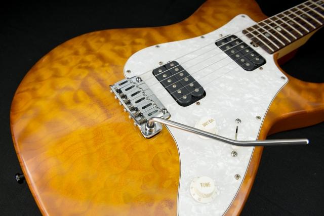エレキギターのアームの使い方