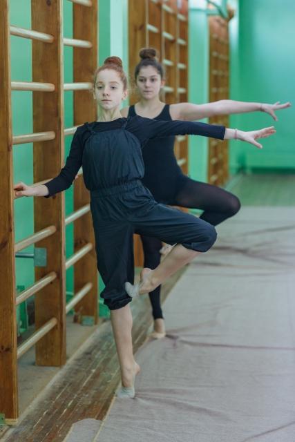 足のポジション | 新体操が上達する方法