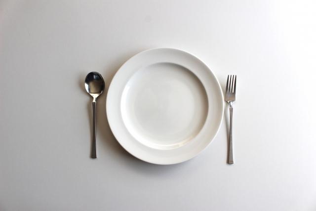 ヨガをするときの食事