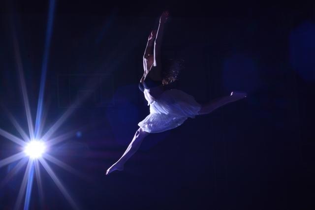 ジャンプターンのやり方 | 新体操が上達する方法