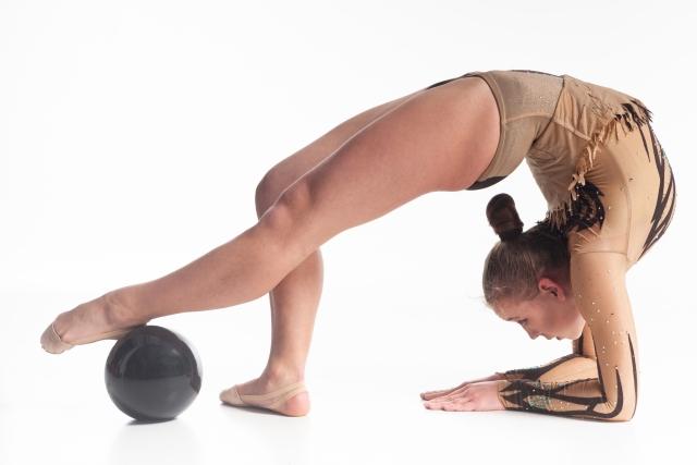 新体操のしゃちほこが上達する練習方法