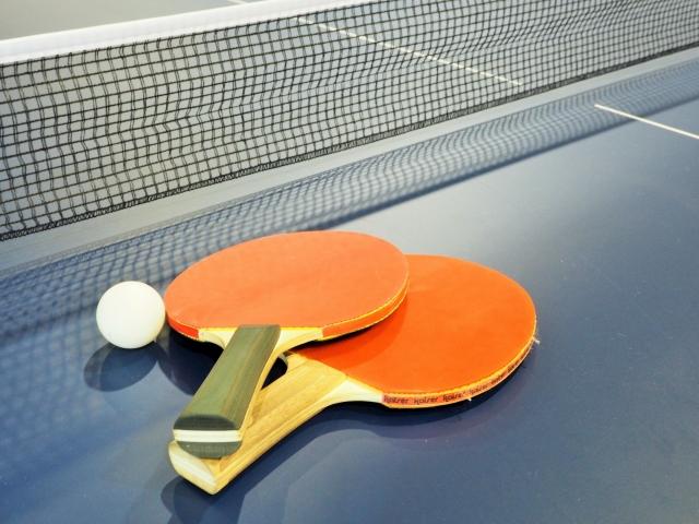 試合前の練習について   趣味の卓球