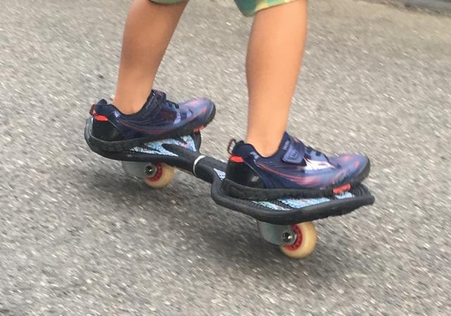 ハーフキャブのやり方|スケートボードのオーリー